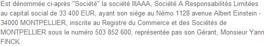 Société alphaturf